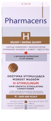 Pharmaceris H-Hair and Scalp H-Stimulinum condicionador para renovar crescimento capilar 2