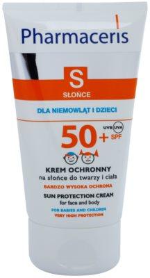 Pharmaceris S-Sun Schutzcreme für Kinder SPF 50+