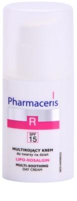 Pharmaceris R-Rosacea Lipo-Rosalgin nyugtató krém Érzékeny, bőrpírra hajlamos bőrre