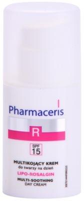 Pharmaceris R-Rosacea Lipo-Rosalgin zklidňující krém pro citlivou pleť se sklonem ke zčervenání