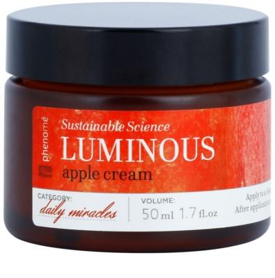 Phenomé Daily Miracles Brightening crema de día refrescante  para iluminar la piel