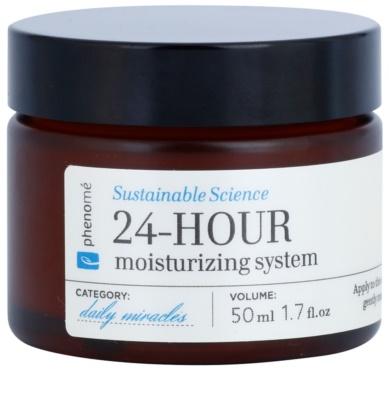 Phenomé Daily Miracles Moisturizing Creme für intensive Feuchtigkeitspflege der Haut