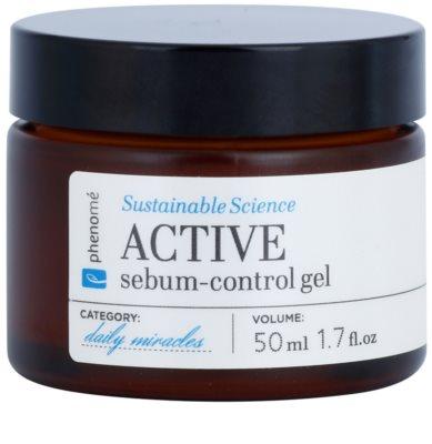 Phenomé Daily Miracles Moisturizing Gel-Creme für fettige und problematische Haut