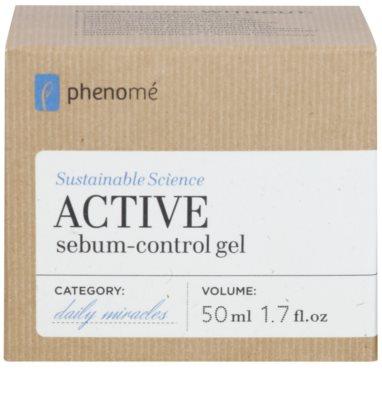 Phenomé Daily Miracles Moisturizing Gel-Creme für fettige und problematische Haut 3