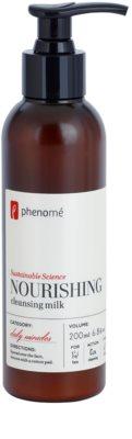 Phenomé Daily Miracles Anti-Aging подхранващо почистващо мляко за всички типове кожа на лицето