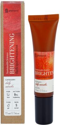 Phenomé Daily Miracles Brightening żel rozjaśniający na plamy pigmentowe 1