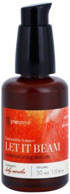 Phenomé Daily Miracles Brightening hidratáló szérum az élénk bőrért