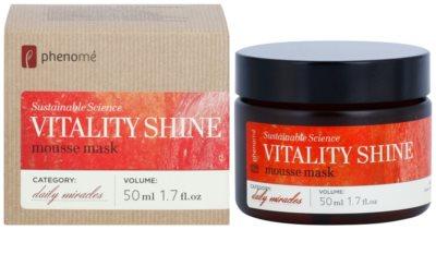 Phenomé Daily Miracles Brightening зволожуюча маска - пінка для сяючого вигляду шкіри 2