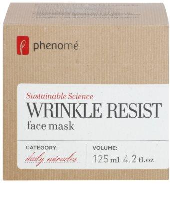 Phenomé Daily Miracles Anti-Aging protivrásková maska na obličej 3