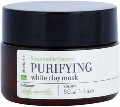 Phenomé Daily Miracles Imperfection máscara de limpeza para reduzir o sebo cutâneo e minimizar os poros