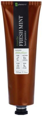 Phenomé Holistic Pleasure Green Tea pasta exfoliante para talones