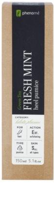 Phenomé Holistic Pleasure Green Tea eksfoliacijska pasta za pete 2