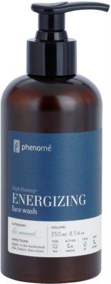 Phenomé His Moments High Potency Energie-Reinigungsgel für das Gesicht