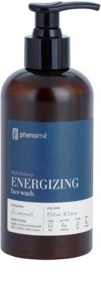 Phenomé His Moments High Potency energizáló és tisztító gél az arcra