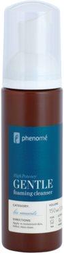Phenomé His Moments High Potency finoman tisztító hab az érzékeny arcbőrre