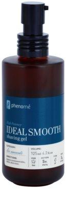 Phenomé His Moments High Potency гель для гладкого гоління