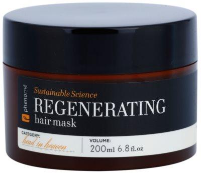 Phenomé Head in Heaven mascarilla regeneradora para cabello seco y dañado