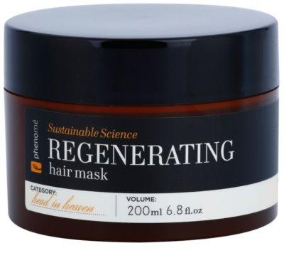 Phenomé Head in Heaven відновлююча маска для сухого або пошкодженого волосся
