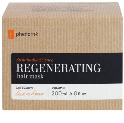 Phenomé Head in Heaven mascarilla regeneradora para cabello seco y dañado 3