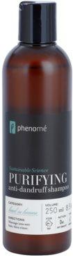 Phenomé Head in Heaven champú anticaspa para cabello graso