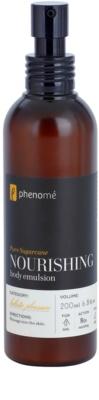 Phenomé Holistic Pleasure Pure Sugarcane balsam hranitor pentru corp