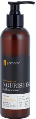 Phenomé Holistic Pleasure Pure Sugarcane sprchový a kúpeľový gél 2v1