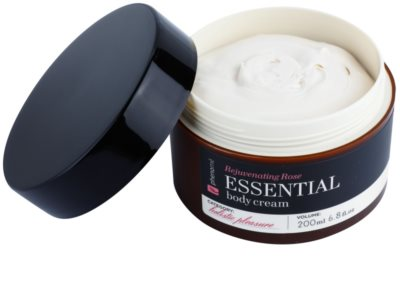Phenomé Holistic Pleasure Rejuvenating Rose crema corporal con aceites esenciales 1