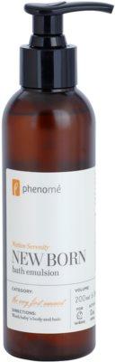 Phenomé The Very First Moment gel za prhanje in kopanje za otroke od rojstva