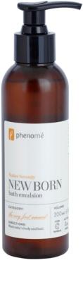 Phenomé The Very First Moment гель для душа та ванни для дітей від народження