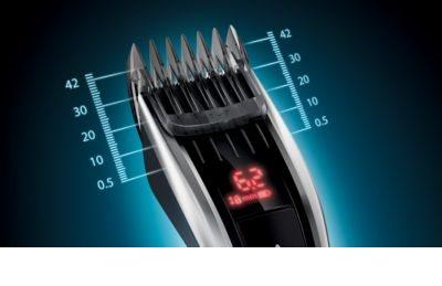 Philips Hair Clipper Series 7000 HC7460/15 aparador de cabelo 8