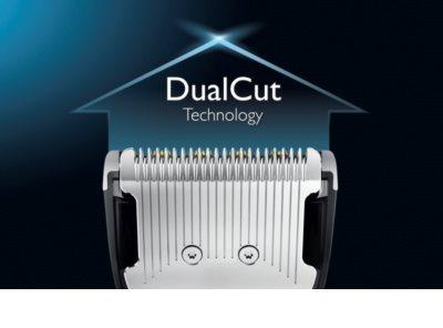 Philips Hair Clipper Series 7000 HC7460/15 aparador de cabelo 10
