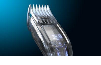 Philips Hair Clipper Series 7000 HC7460/15 aparador de cabelo 11