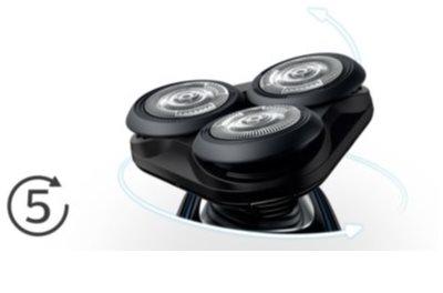 Philips Shaver Series 5000 S5100/06 Rasierer für Herren 3
