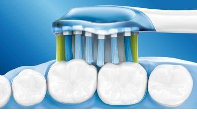 Philips Sonicare AdaptiveClean HX9044/07 náhradní hlavice pro zubní kartáček 8