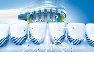 Philips Sonicare AdaptiveClean HX9044/07 náhradní hlavice pro zubní kartáček 11