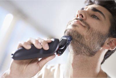 Philips Click & Style S738/17 самобръсначка за мъже 7
