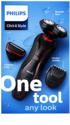 Philips Click & Style S738/17 самобръсначка за мъже 24