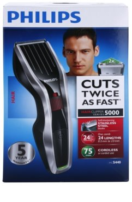 Philips Hair Clipper HC5440/15 hajnyírógép 7