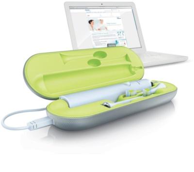 Philips Sonicare DiamondClean HX9332/04 cepillo de dientes eléctrico sónico con cargador en forma de vaso 4