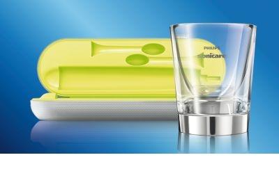 Philips Sonicare DiamondClean HX9332/04 cepillo de dientes eléctrico sónico con cargador en forma de vaso 13