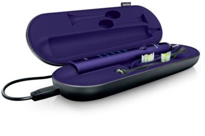 Philips Sonicare DiamondClean HX9372/04 sonična električna zobna ščetka s polnilnim kozarcem 1