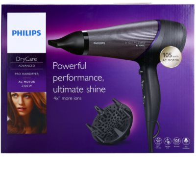 Philips Dry Care Pro BHD177/00 Haarföhn 18