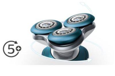 Philips Shaver Series 7000  S7370/12 Elektrorasierer 17