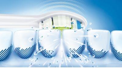 Philips Sonicare HealthyWhite+ HX8911/01 escova de dentes elétrica sónica 11