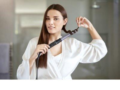 Philips StyleCare Glam Shine BHB872/00 lokówka do włosów 9