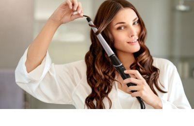 Philips StyleCare Glam Shine BHB872/00 lokówka do włosów 14