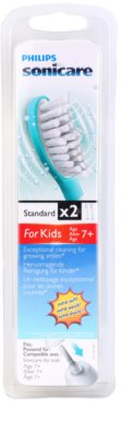 Philips Sonicare For Kids Ersatzkopf für Zahnbürste für Kinder 9