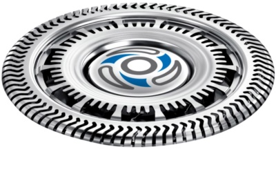 Philips Shaver Series 7000 Gentle Track Precision SH 70/50 recarga de lâminas 3 pçs 2