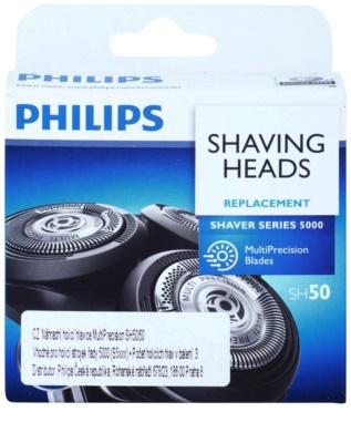Philips Shaver series 5000 MultiPrecision SH50/50 náhradné žiletky 3 ks 9