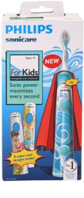 Philips Sonicare For Kids HX6311/07 звукова електрическа четка за зъби за деца 17